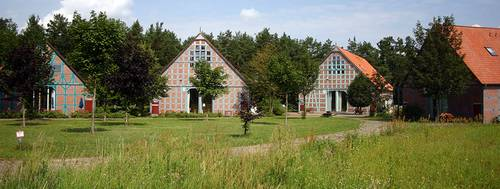 Wellnessdorf Sagasfeld in der Lüneburger Heide