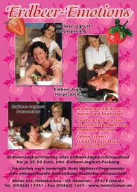 Erdbeer Wellness